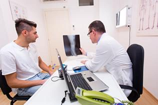 Dottor Matassi - Professionista trattamento traumi