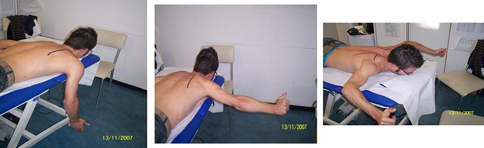 Esempio di applicazione esercizio fisioequipe
