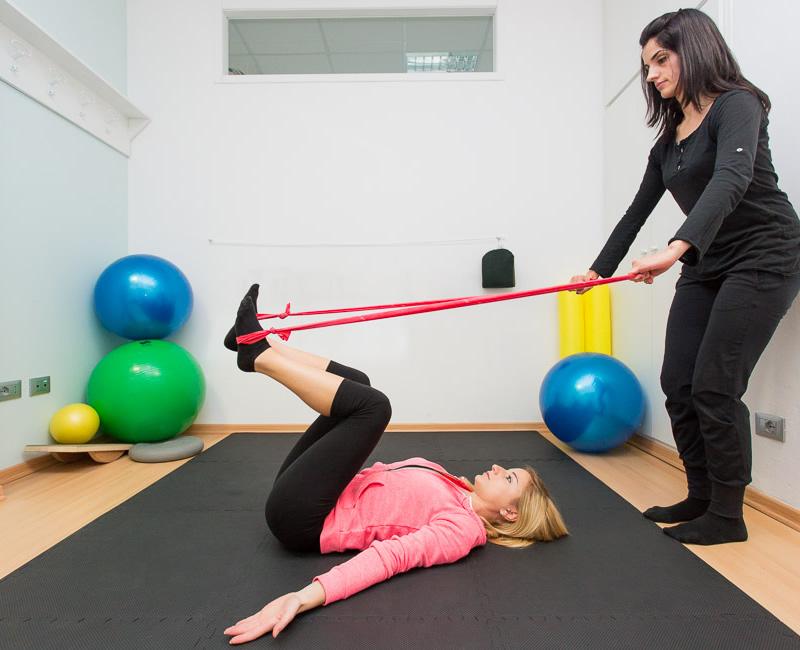 Esercizi posturali colonna