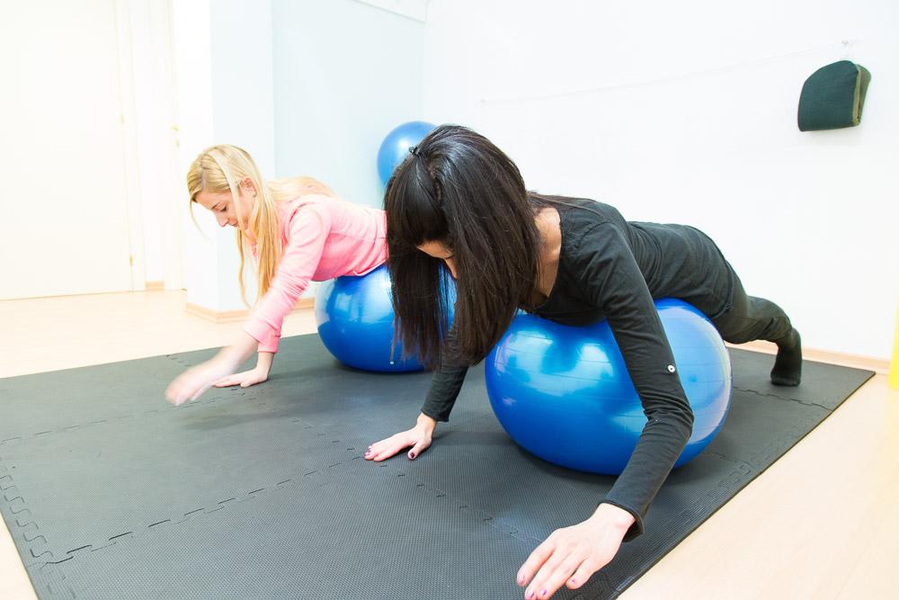 Pilates ed esercizi posturali