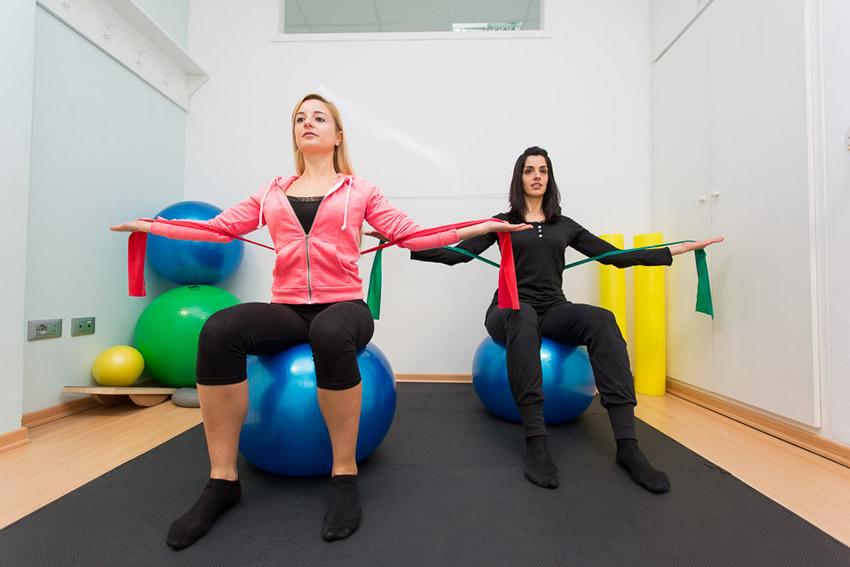 Pilates posturale con Lucia Lorentini