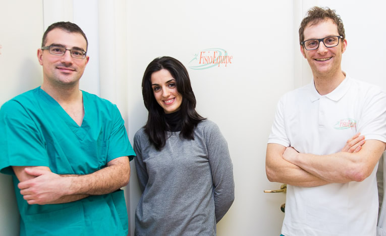 Professionisti e dottori FisioEquipe