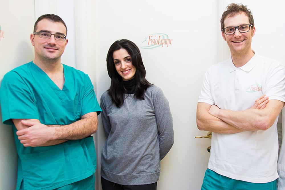 Professionisti studio di Fisioterapia a Sansepolcro
