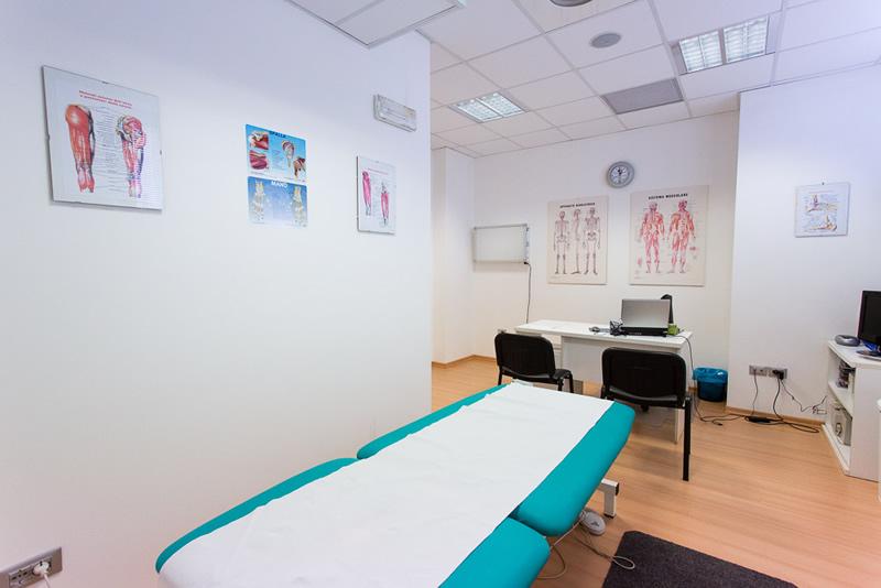Studio fisioterapico trattamenti e manipolazioni