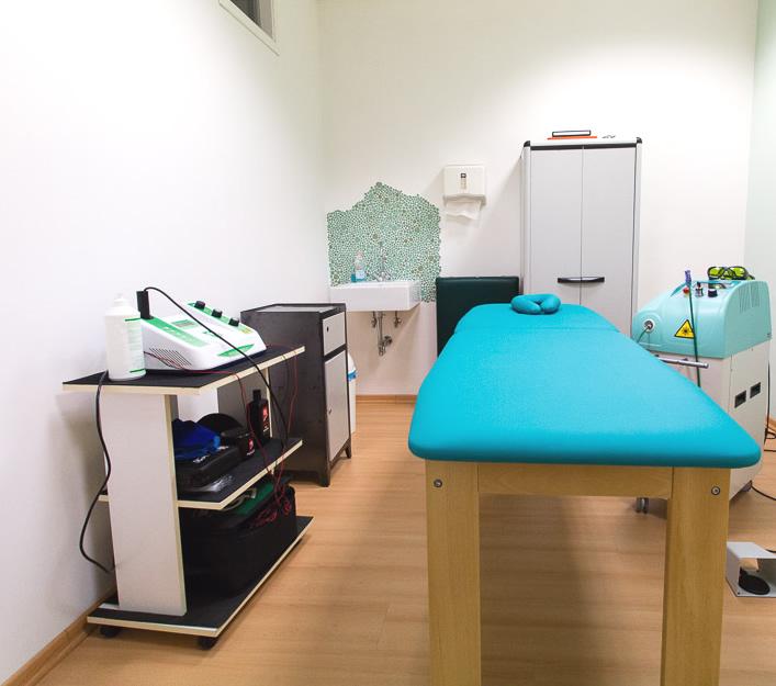 Macchinario ultrasuonoterapia FisioEquipe